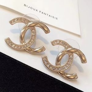 Chanel Classic CC style Earrings